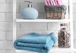 Аксессуары и мебель для ванной комнаты