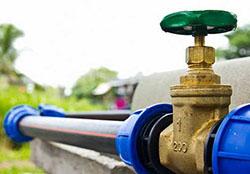Водопровод и газ