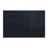 Покрытие ковровое влаговпитывающее, черное 1,2х15 м