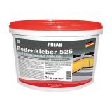 Клей PUFAS Bodenkleber 525 для напольных покрытий 14 кг