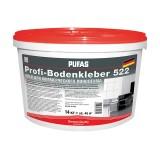 Клей PUFAS Profi-Bodenkleber 522 для напольных покрытий 14 кг