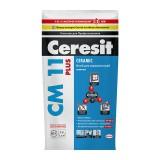 Клей для плитки Ceresit CM 11 Plus , 5 кг