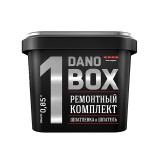 Шпаклевка для экспресс-ремонта Danogips Dano Box 1 (0,85 л)