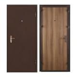 Дверь входная, 950х2050 мм, спец bmd, правая