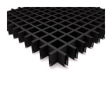 Грильято 50х50мм элемент решётки