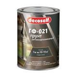 Грунт ГФ-021 Pufas Decoself серый (0,9 кг)