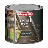 Грунт ГФ-021 Pufas Decoself красно-коричневый (1,9 кг)